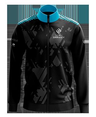 Team Gravity - Esports Player Jacket