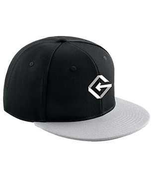 Team Gravity - 6 Panel Contrast Snapback