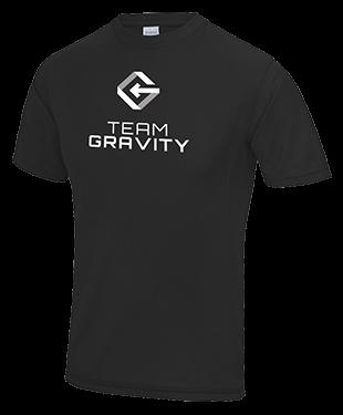 Team Gravity - Performance T-Shirt