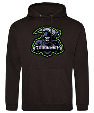 Greenwich University - Casual Hoodie