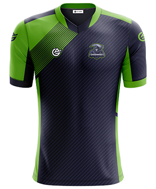 Greenwich University - Short Sleeve Esports Jersey