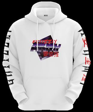 GriizzlyB - Griizzly Army Hood