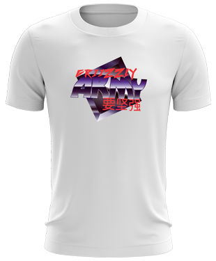 Griizzly Army Tee