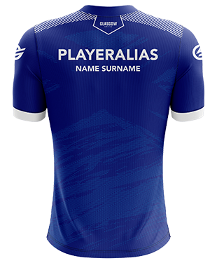 Glasgow United - Pro Short Sleeve Esports Jersey
