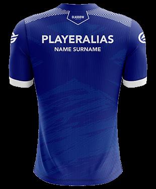 Glasgow United - Pro Short Sleeve Esports Jersey