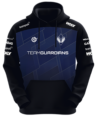 Team Guardians - Esports Hoodie without Zipper