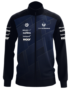 Team Guardians - Esports Player Jacket