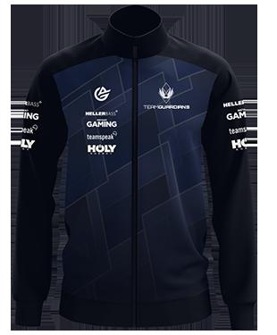 Team Guardians - Esports Player Jacket