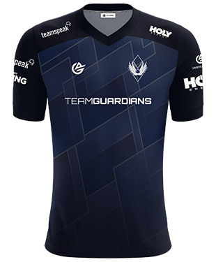 Team Guardians - Pro Esports Jersey