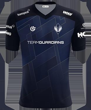 Team Guardians - Pro Esports Jersey