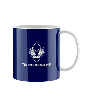 Team Guardians - Drinking Mug