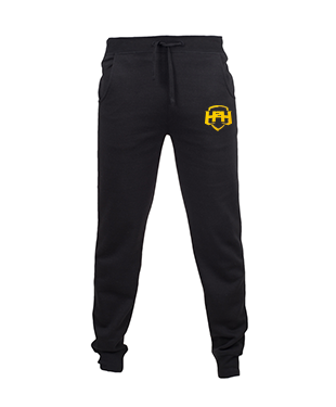 H2H - Slim Cuffed Jogging Bottoms