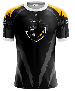 Team Halogen - Short Sleeve Esports Jersey