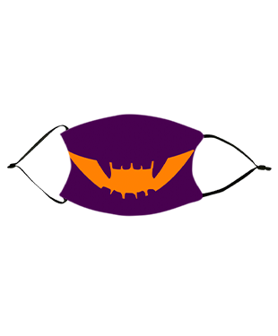 Halloween - Adult Face Mask