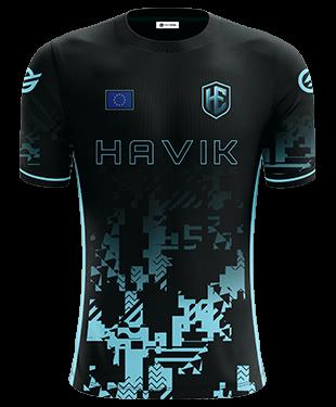 HaviK Esports - Pro Short Sleeve Esports Jersey