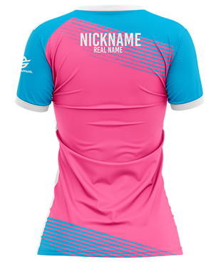 HK Gaming - Short Sleeve Esports Jersey