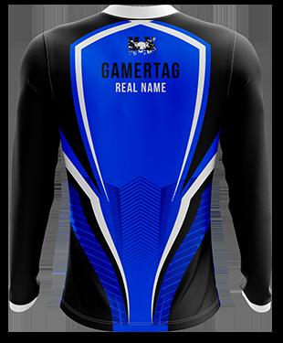 Hk Gaming - Long Sleeve Esports Jersey