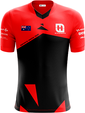 HM Engineering - Short Sleeve Esports Jersey