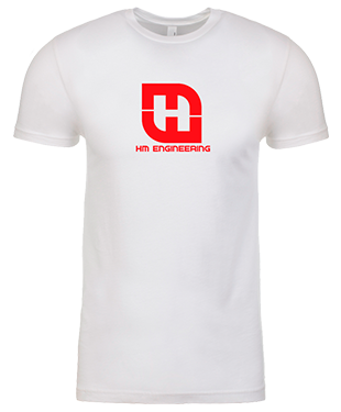 HM Engineering - Unisex Crew Neck T-Shirt