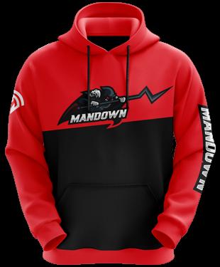 ManDown - Esports Hoodie