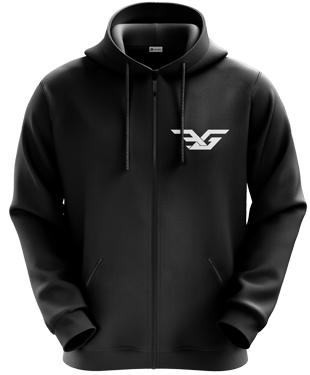 ENJOY Gaming - Zipped Hoodie