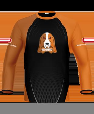 Hound eSports - 2017 Long Sleeve Jersey