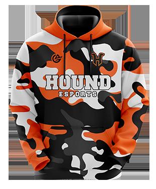 Hound Esports - Esports Hoodie without Zipper