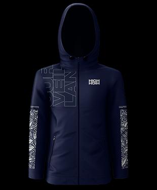 High Surveillance - Bespoke Windbreaker Jacket
