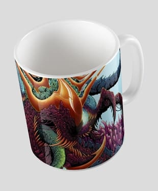 Hyper Beast - Mug - HyperBeast Collection