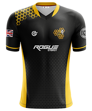 Hyve Central - Short Sleeve Esports Jersey