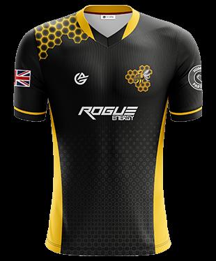 Hyve Central - Short Sleeve Esports Jersey