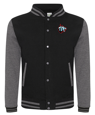 Ice Force Esports - Varsity Jacket