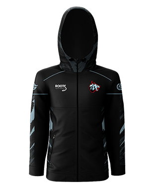 Ice Force Esports - Bespoke Windbreaker Jacket