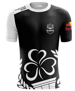 Irish Collegiate Esports - Short Sleeve Esports Jersey