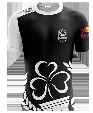 Irish Collegiate Esports - Short Sleeve Esports Jersey