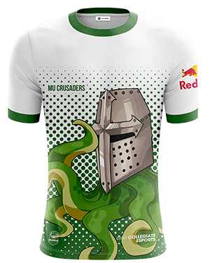 muCrusaders - Short Sleeve Esports Jersey