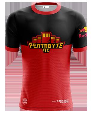 pentabyteITC - Short Sleeve Esports Jersey