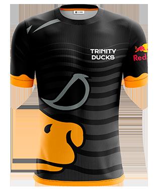 Trinity Ducks - Short Sleeve Esports Jersey