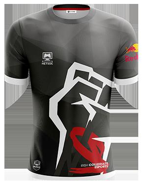 uccRebels - Short Sleeve Esports Jersey