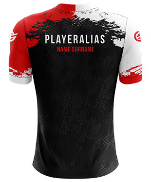 Iconic Cinco - Short Sleeve Esports Jersey