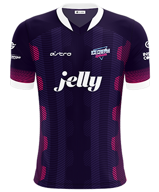Ice Cream Uploads - Short Sleeve Esports Jersey