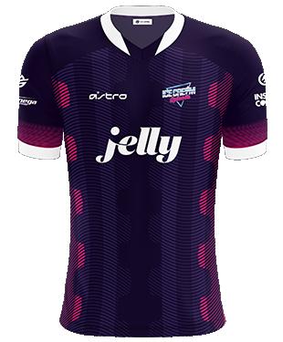 Ice Cream Uploads - Short Sleeve Esports Jersey