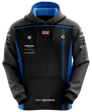 Team Igneous - Esports Hoodie without Zipper