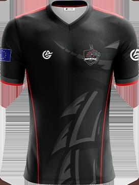 ImmenZEsports - Short Sleeve Esports Jersey