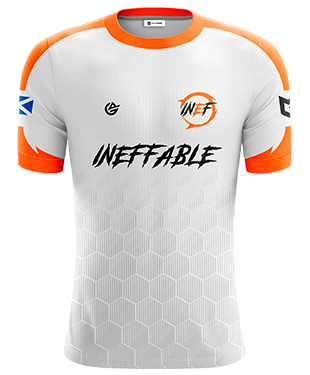 Ineffable - Short Sleeve Esports Jersey