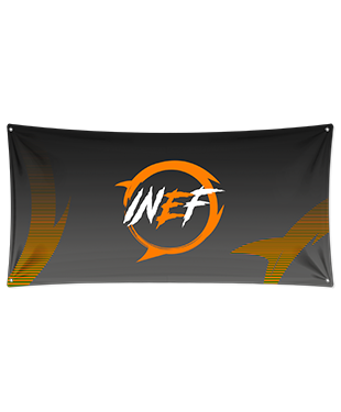 Ineffable Esports - Wall Flag