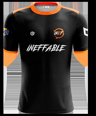 Ineffable Esports - Short Sleeve Esports Jersey