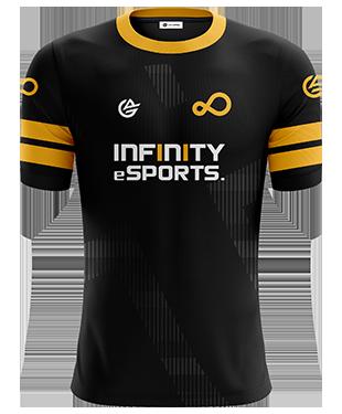 InfinityGG - Short Sleeve Esports Jersey