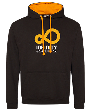 InfinityGG - Contrast Hoodie