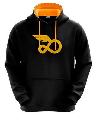 InfinityGG - Glyde - Contrast Hoodie